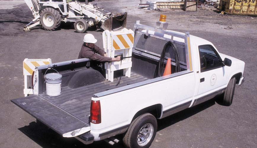 Pick up Truck Rack - Headache Rack