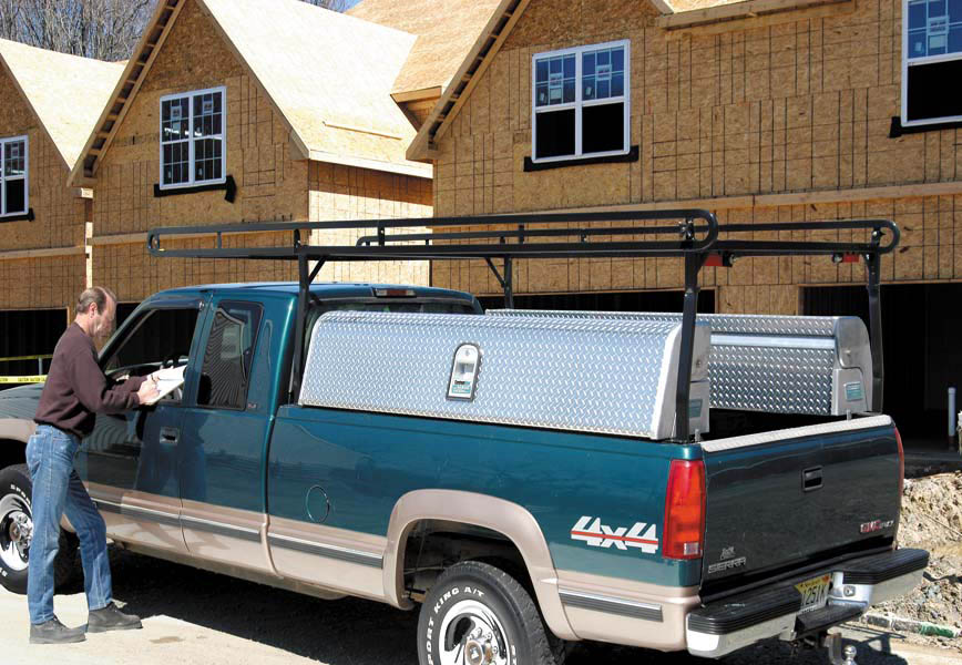Truck Tool Box With Drawers >> About Full Access Truck Tool Boxes - System One aluminum ...